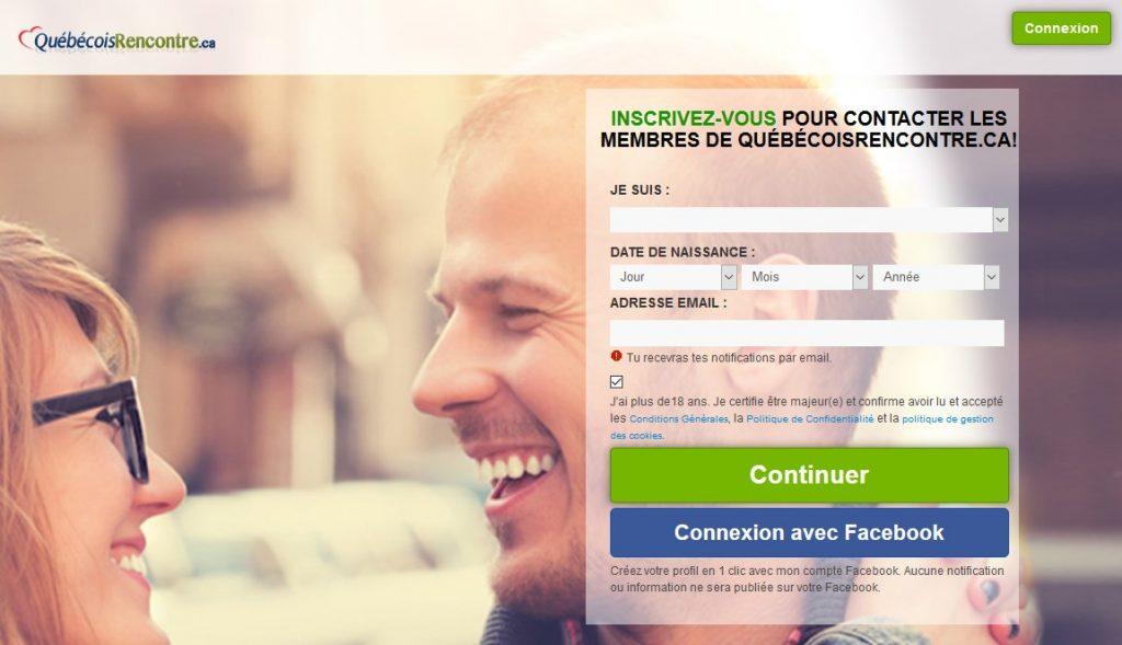Meilleurs sites de rencontres Québécois en ligne - 2020