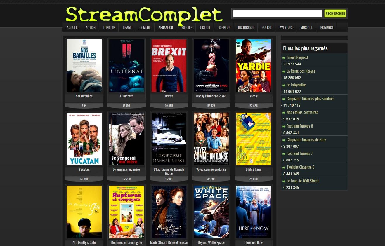 Stream_Complet_-_Films_gratuits_en_version_françai | Site